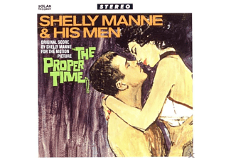 Shelly & His Men Manne - The Proper Time - (CD)