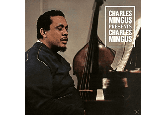 Charles Mingus - Presents Charles Mingus - (CD)