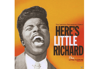 Little Richard - Here's Little Richard/Little Richard - (CD)