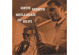 Mulligan, Gerry / Getz, Stan - Getz Meets Mulligan In Hi-Fi - (CD)