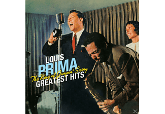 Louis Prima - The King Of Jumpin' Swing Greatest Hits [CD]