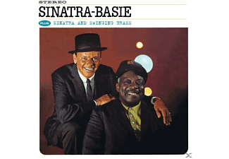 Frank Sinatra, Count Basie - Sinatra - Basie + Sinatra And Swingers Brass [CD]