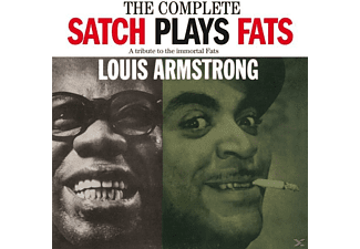 Louis Armstrong - The Complete Satch Plays Fats - (CD)