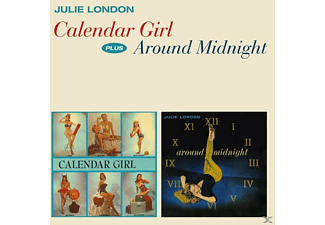 Julie London - Calendar Girl+Around Midnigh - (CD)