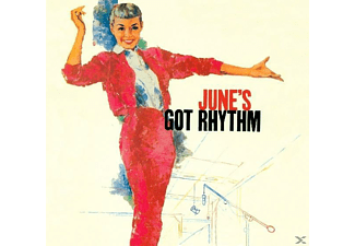 June Christy - June's Got Rythm (CD)
