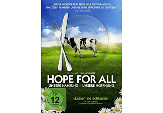 Hope for All. Unsere Nahrung - Unsere Hoffnung - (DVD)