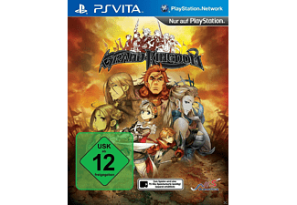 Grand Kingdom - PlayStation Vita