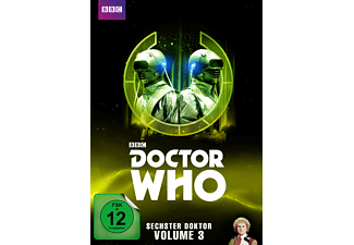 Doctor Who - Sechster Doktor 3 [DVD]