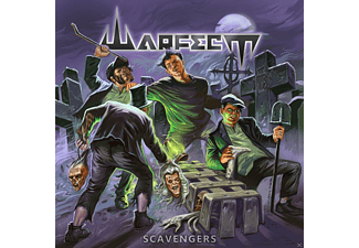 Warfect - Scavengers - (CD)