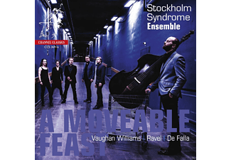 Stockholm Syndrome Ensemble - A Moveable Feast [CD]