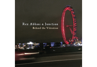 Rez Abbasi, Junction - Behind The Vibration - (CD)