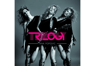 Ana Popovic - Trilogy - (CD)