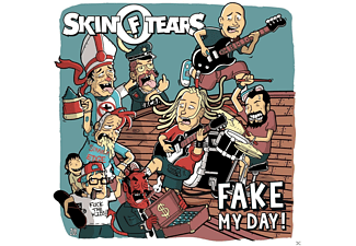 Skin Of Tears - Fake My Day! - (CD)