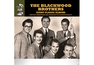 Blackwood Brothers - 8 Classic Albums - (CD)