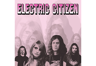 Electric Citizen - Higher Time [CD]