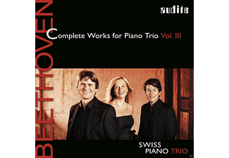 Swiss Piano Trio - Beethoven:Complete Works For Piano Trio Vol.3 [CD]