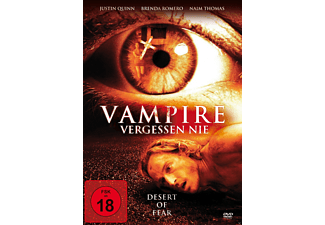 Vampire vergessen nie - Desert of Fear [DVD]