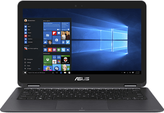 ASUS UX360UA-C4122T, Ultrabook mit 13.3 Zoll Display, Core i5 Prozessor, 8 GB RAM, 256 GB SSD, Intel® HD-Grafik 520, Gray