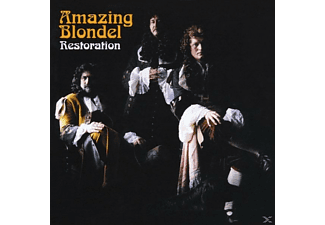 Amazing Blondel - Restoration - (CD)