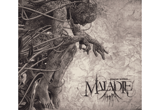 Maladie - Plague Within - (CD)