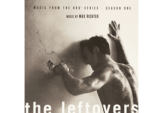 Max Richter - Leftovers - (Vinyl)
