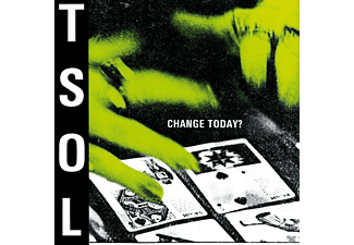 T.S.O.L. - Change Today? - (Vinyl)