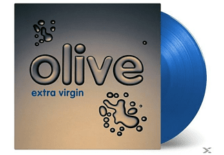 Olive - Extra Virgin (LTD Blue Vinyl) - (Vinyl)