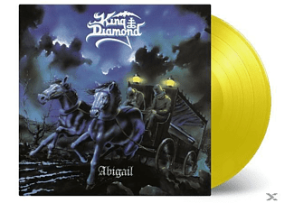 King Diamond - Abigail (LTD Yellow Vinyl) - (Vinyl)