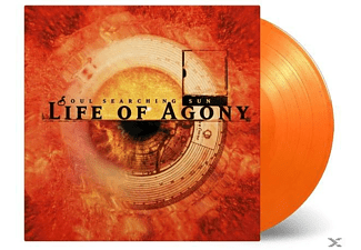 Life Of Agony - Soul Searching Sun (LTD Orange/Yell - (Vinyl)
