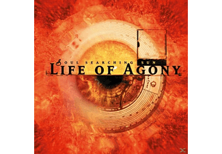 Life Of Agony - Soul Searching Sun - (Vinyl)