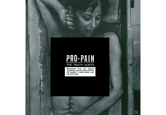 Pro-Pain - The Truth Hurts (Re-Release) - (CD)