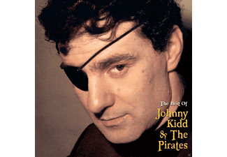 The Pirates, Johnny Kidd - Best Of - (CD)