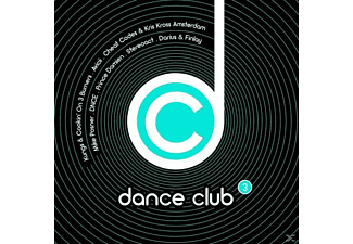 VARIOUS - Dance Club Vol. 3 - (CD)