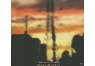 Sanderson Dear - Urban Mosaic - (CD)