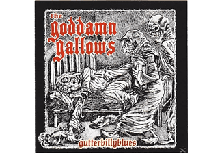 The Goddamn Gallows - Gutterbillyblues [CD]