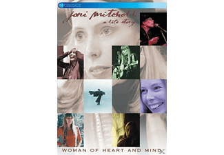 Joni Mitchell Woman Of Heart And Mind DVD