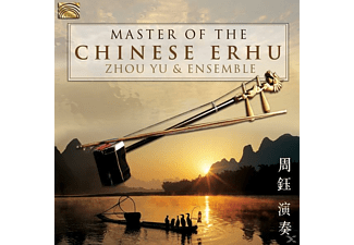 Zhou & Ensemble Yu - Master Of THR Chinese Erhu - (CD)