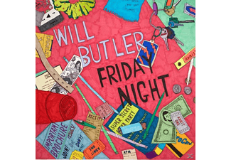 Will Butler - Friday Night [CD]