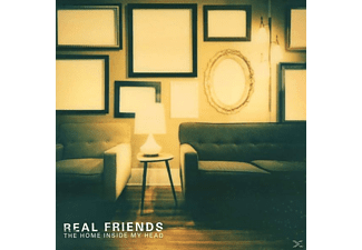 Real Friends - The Home Inside My Head - (CD)
