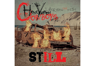 Honeymoon Cowboys - Still - (CD)