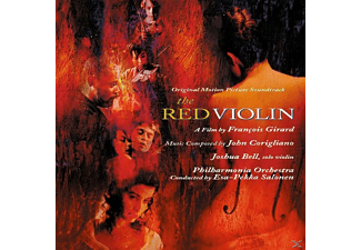 O.S.T. - The Red Violin (Joshua Bell) - (Vinyl)