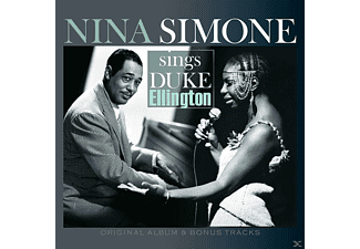 Nina Simone - SINGS ELLINGTON! - (Vinyl)