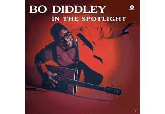 Bo Diddley - In The Spotlight+2 Bonus Tra - (Vinyl)