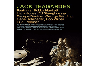 Jack Teagarden, Bobby Hackett, Bob Wilber, Bud Freeman, Hank Jones - Jack Teagarden 1962 [CD]