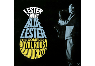 Lester Young - Blue Lester [CD]