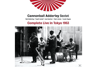 Julian Cannonball Sextet Adderley - Complete Live In Tokyo 1963 - (CD)