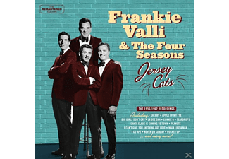 Frankie Valli - Jersey Cats The 1956-1962 Reco [CD]