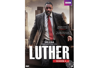 Luther - Seizoen 4 | DVD