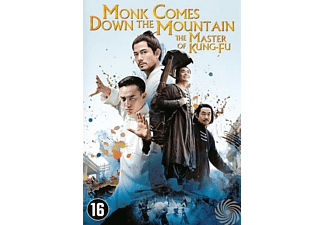 Monk Comes Down The Mountain | DVD