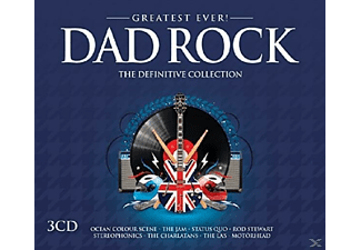 VARIOUS - Dad Rock- Greatest Ever - (CD)